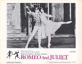 Romeo and Juliet - 11 x 14 Movie Poster - Style F