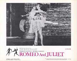 Romeo and Juliet - 11 x 14 Movie Poster - Style G