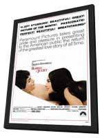 Romeo & Juliet - 27 x 40 Movie Poster - Style A - in Deluxe Wood Frame