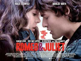 Romeo and Juliet - 30 x 40 Movie Poster UK - Style A