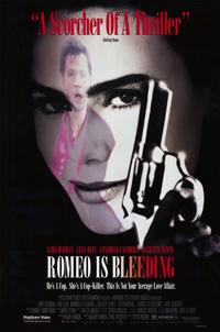 Romeo Is Bleeding - 11 x 17 Movie Poster - Style B