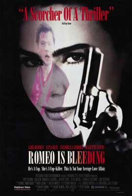 Romeo Is Bleeding - 27 x 40 Movie Poster - Style B