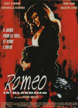 Romeo Is Bleeding Movie Posters From Movie Poster Shop