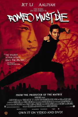 Romeo Must Die - 11 x 17 Movie Poster - Style A
