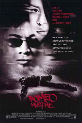 Romeo Must Die - 11 x 17 Movie Poster - Style B
