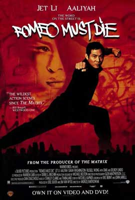 Romeo Must Die - 27 x 40 Movie Poster - Style A