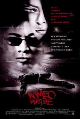 Romeo Must Die - 27 x 40 Movie Poster - Style B