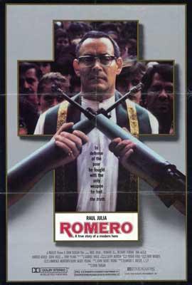 Romero - 11 x 17 Movie Poster - Style B