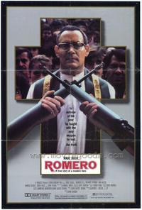 Romero - 27 x 40 Movie Poster - Style B