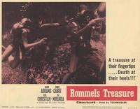 Rommels Treasure - 11 x 14 Movie Poster - Style D