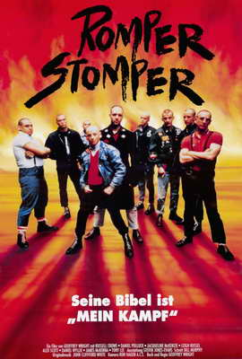 Romper Stomper - 27 x 40 Movie Poster - Style A