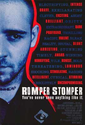 Romper Stomper - 11 x 17 Movie Poster - Style B