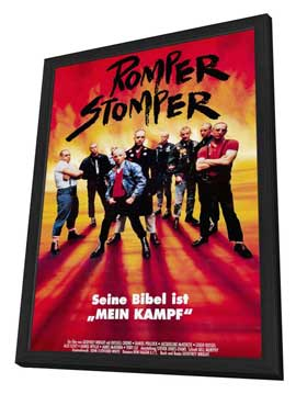 Romper Stomper - 11 x 17 Movie Poster - Style A - in Deluxe Wood Frame