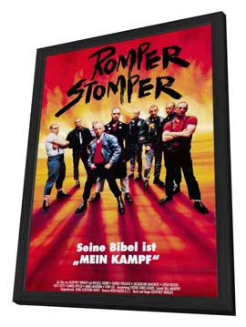 Romper Stomper - 27 x 40 Movie Poster - Style A - in Deluxe Wood Frame
