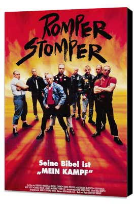 Romper Stomper - 27 x 40 Movie Poster - Style A - Museum Wrapped Canvas
