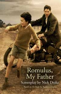 Romulus, My Father - 11 x 17 Movie Poster - Style A