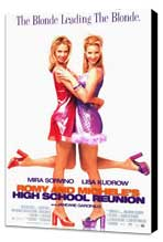 Romy and Michele's High School Reunion - 11 x 17 Movie Poster - Style A - Museum Wrapped Canvas