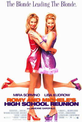 Romy and Michele's High School Reunion - 11 x 17 Movie Poster - Style A