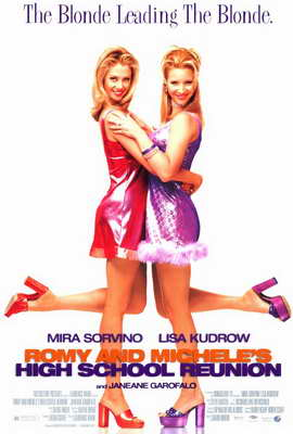 Romy and Michele's High School Reunion - 27 x 40 Movie Poster - Style A