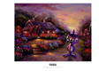 Ron English - 24 x 36 - Bunny Trail