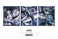 Ron English - 11  x 17 - Guernica Triptych