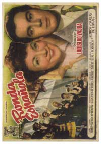 Ronda espanola - 11 x 17 Movie Poster - Spanish Style A