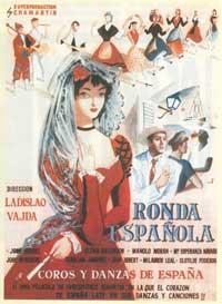 Ronda espanola - 11 x 17 Movie Poster - Spanish Style B