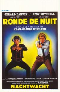 Ronde de nuit - 27 x 40 Movie Poster - Belgian Style A
