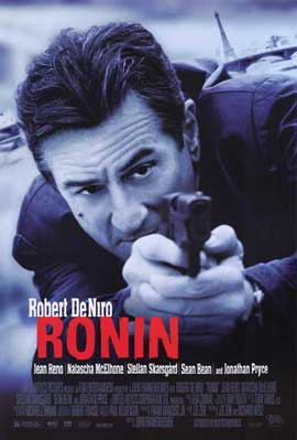 Ronin - 11 x 17 Movie Poster - Style C