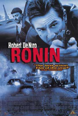Ronin - 27 x 40 Movie Poster - Style B