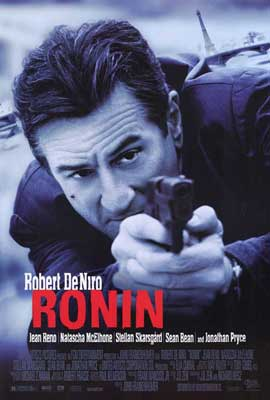 Ronin - 27 x 40 Movie Poster - Style C