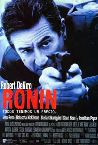 Ronin - 11 x 17 Movie Poster - Spanish Style A