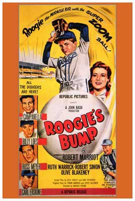 Roogie's Bump - 27 x 40 Movie Poster - Style A