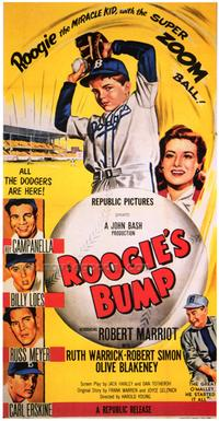 Roogie's Bump - 43 x 62 Movie Poster - Bus Shelter Style A