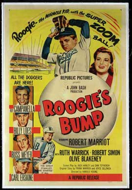 Roogie's Bump - 11 x 17 Movie Poster - Style B