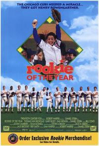Rookie of the Year - 27 x 40 Movie Poster - Style B