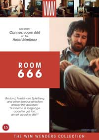 Room 666 - 27 x 40 Movie Poster - Danish Style A