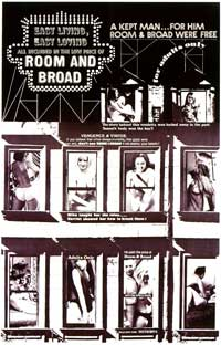 Room and Broad - 11 x 17 Movie Poster - Style A