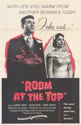 Room at the Top - 11 x 17 Movie Poster - Style A