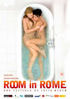 Room in Rome - 11 x 17 Movie Poster - Spanish Style A