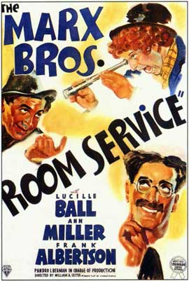 Room Service - 11 x 17 Movie Poster - Style B