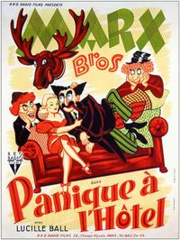 Room Service - 11 x 17 Movie Poster - French Style A