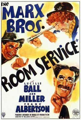 Room Service - 27 x 40 Movie Poster - Style B