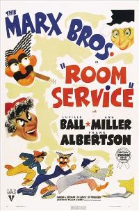 Room Service - 43 x 62 Movie Poster - Bus Shelter Style B