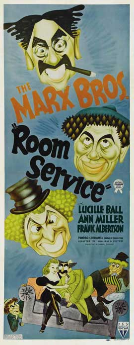 Room Service - 14 x 36 Movie Poster - Insert Style A