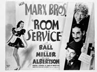 Room Service - 11 x 17 Movie Poster - Style E