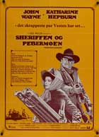Rooster Cogburn - 11 x 17 Movie Poster - Danish Style A