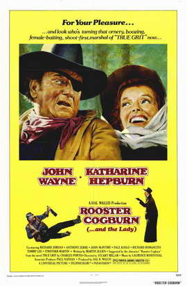 Rooster Cogburn - 11 x 17 Movie Poster - Style A
