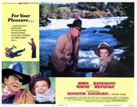 Rooster Cogburn - 11 x 14 Movie Poster - Style A