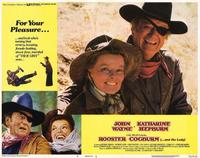 Rooster Cogburn - 11 x 14 Movie Poster - Style D
